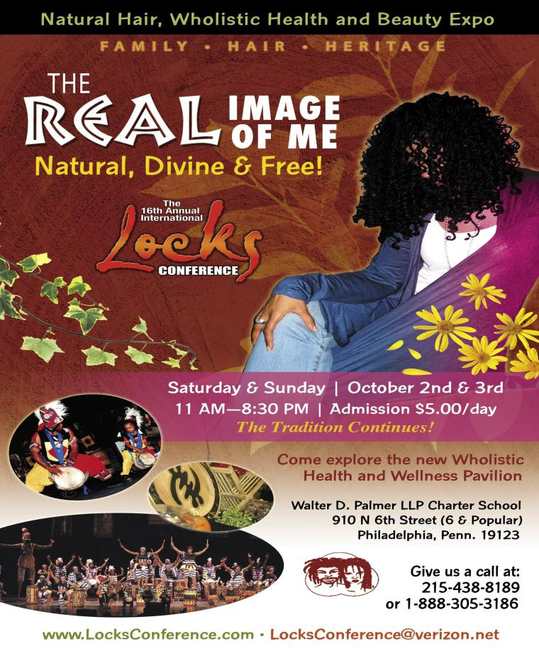 Natural Hair Convention In Philadelphia