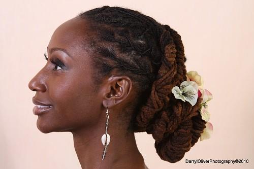 Natural Hair Locs Styles: Natural Hair. Natural Living.