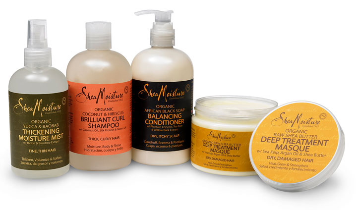 Sheamoisture Hair Care Products