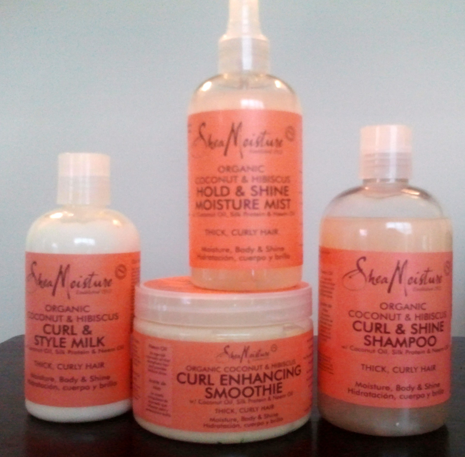 Shea Moisture Naturalreview Natural Hair Natural Living